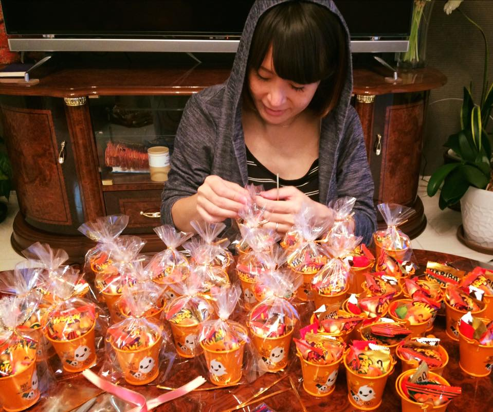 Mono Halloween!!